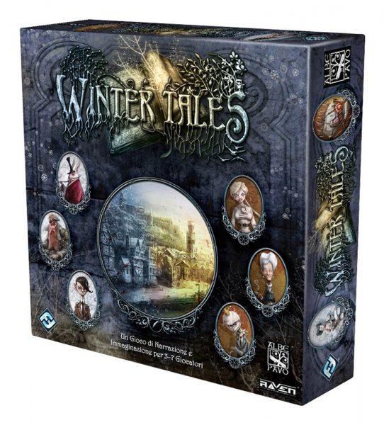 Wnter Tales gioco di narrazione e storytelling