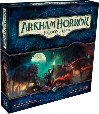Arkham Horror - il gioco di carte, gioco narrativo di carte LCG