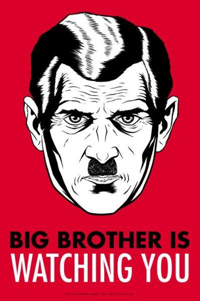 Orwell 1984 Grande Fratello