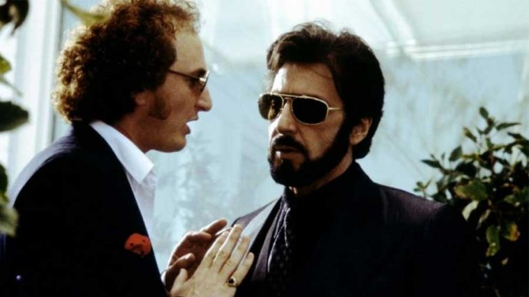 Al Pacino & Sean Penn