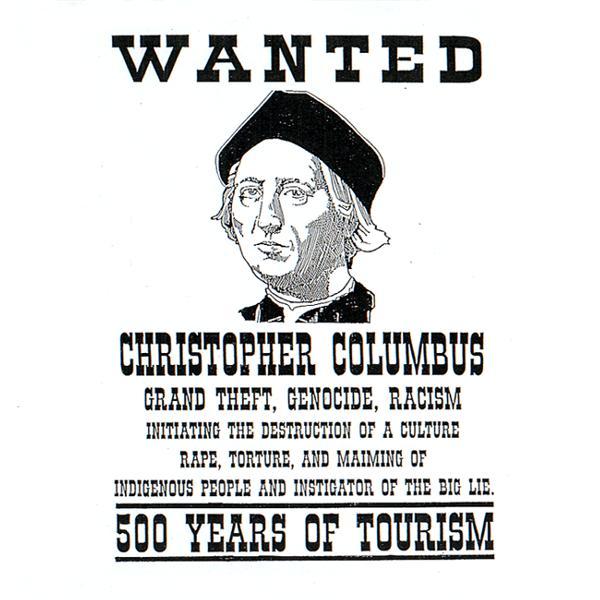 Cristoforo Colombo razzista