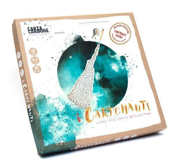 iCartonauti, gioco per scrittori