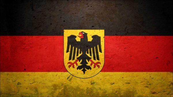 Bandiera Neue Deutsche Härte
