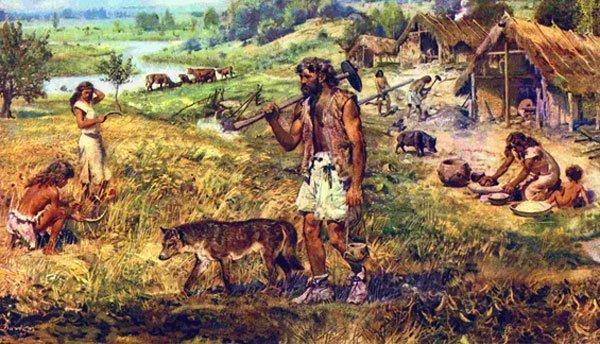 Neolithic Farmers - Contadini neolitici