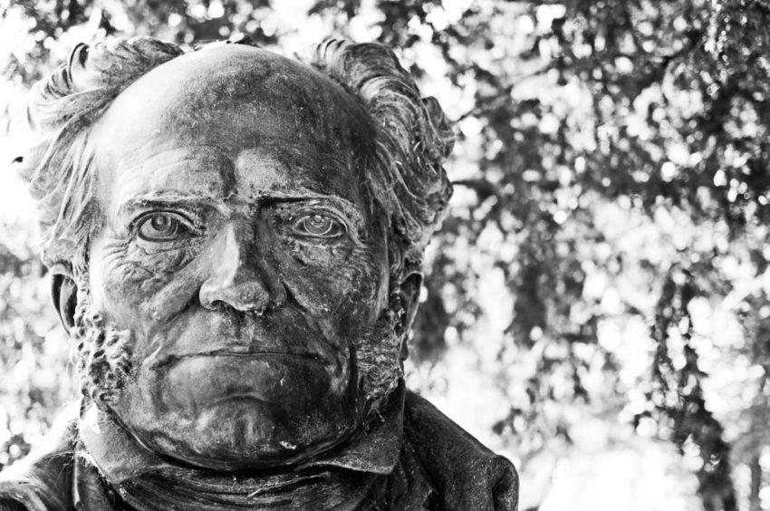 Schopenhauer Solitudine
