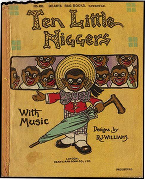 ten little niggers agatha christie