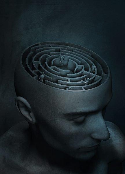 The Maze, L'Uomo nel Labirinto