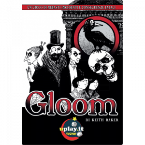 Gloom gioco di carte narrativo